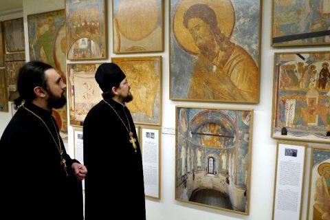выставка Св. Дионисия