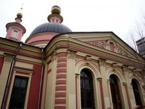 Беларусское подворье в Москве