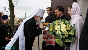 Патриарший Экзарх Всея Беларуси