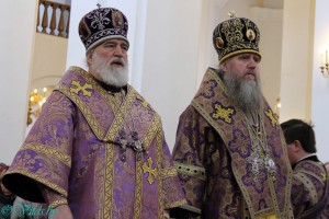 Митрополит Павел и Архиепископ Димитрий
