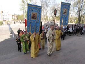В Витебской епархии состоялся VII съезд православной молодежи