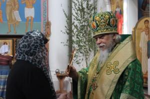 Визит епископа Пантелеимона