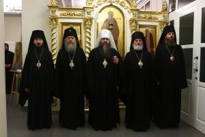 Выпуск в Нижегородских духовных школах
