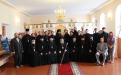 3-й выпуск Витебской духовной семинарии
