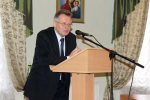 Встреча с зам. министра по делам религии