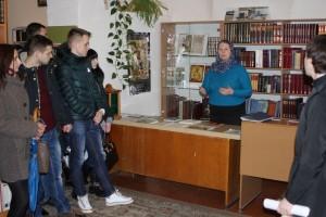 Экскурсия по Витебской духовной семинарии
