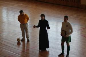 Соревнования по минифутболу