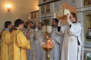 Празднования по случаю дня памяти Святых равноапостольных Мефодия и Кирилла