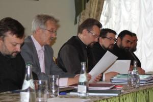 В Витебской духовной семинарии состоялась защита дипломных работ