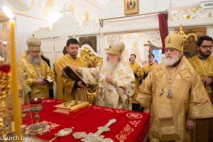 День Ангела митрополита Филарета