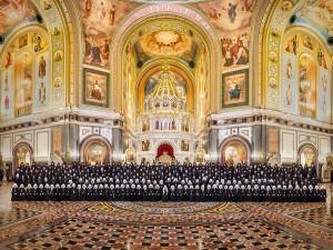 2В Москве открылся Освященный Архиерейский Собор Русской Православной Церкви