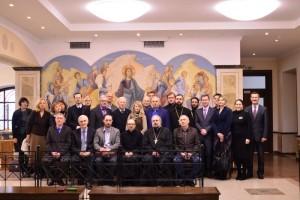 Международная научно-практическая конференция «Социум и христианство» состоялась в Минске
