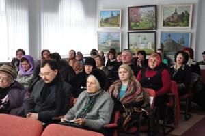 В Радосте-Скорбященском приходе Минска прошел семинар с участием библиотекарей со всей Республики