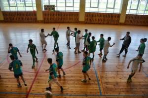 23-24 апреля 2016 года в городе Витебске в спорткомплексе «Комсомолец» прошел весенний Христианский турнир по мини-футболу
