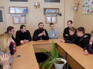 Представители Витебской духовной семинарии приняли участи в антинаркотическом слете «Мы выбираем жизнь!»