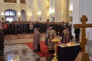 26 апреля 2016 года,  у стен Свято-Успенского кафедрального собора состоялся митинг-реквием и лития в память о ликвидаторах чернобыльской катастрофы