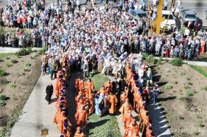 Ректор Витебской духовной семинарии принял участие в торжествах посвященных 1000-летию русского монашества на Афоне