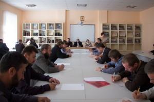 Витебской духовной семинарии прошли вступительные экзамены