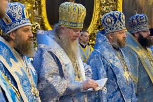 Ректор Витебской духовной семинарии принял участие в торжествах в честь Смоленской иконы Божией Матери «Одигитрия»