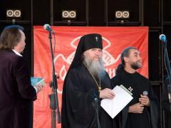 Ректор Витебской духовной семинарии принял участие в открытии гала- концерта фестиваля «Одигитрия».