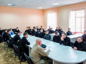 В конференц-зале Витебской духовной семинарии состоялась конференция, посвященная памяти архиепископа Василия (Лужинкого).