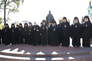 Представители Витебской духовной семинарии приняли участие в торжествах по случаю дня памяти святого Афанасия Брестского