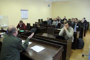 Воспитанники духовной семинарии приняли участие в научной конференции в Минской духовной академии