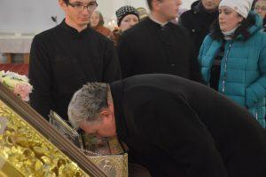 Молебен перед началом работы Международной научной конференции «Духовные основы славянского мира»