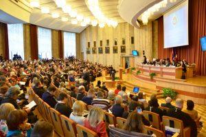 Преподаватели и студенты духовной семинарии приняли участие в работе Вторых Белорусских Рождественских чтениях