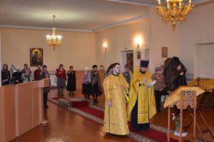Вручение сертификатов об успешном окончании курса «Православие для начинающих».