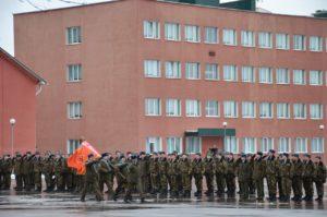 День открытых дверей в воинской части 103-й отдельной гвардейской мобильной бригады.