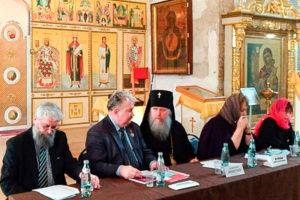 Ректор духовной семинарии открыл II Международный Ирининский форум в Москве