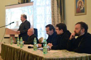 В Витебской духовной семинарии прошла 2-я часть Ирининского форума