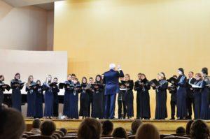 Семинаристы посетили мероприятие, посвящённое 140-летию со дня рождения Павла Григорьевича Чеснокова