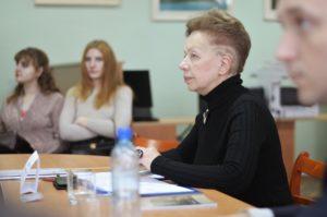 Студенты 5-го курса посетили III Международную научно-практическую конференцию «Віцебскі край»