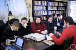 Протоиерей Александр Лесовой принял участие в XVII Совещании православных сектоведов Беларуси