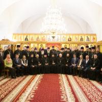 Павел Бартков выступил с докладом на Десятых чтениях памяти митрополита Иосифа (Семашко)