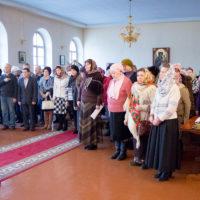 В актовом зале семинарии прошел концерт «Славим Рождество Христово»