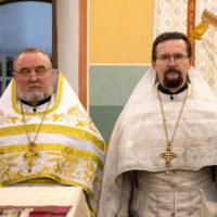 Ректор Витебской духовной семинарии отмечает свое 65-летие