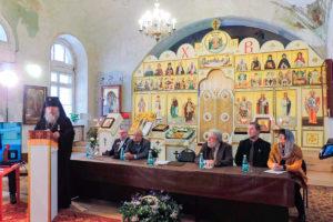 Ректор Витебской духовной семинарии возглавил одну из секций XXVI Международных Рождественских чтений