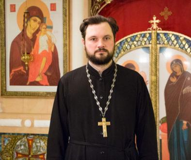 Иерей Александр Коляда ответил на вопросы, связанные с праздником Крещения