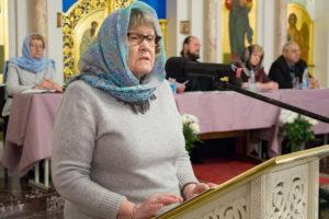 Семинарский хор выступил на пленарном заседании XVI Сретенских образовательных чтений