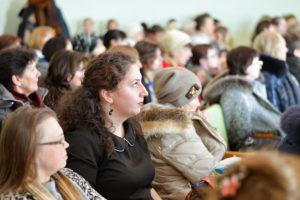 Заведующий семинарской библиотекой приняла участие в работе секции «Книга и чтение в духовно-просветительской деятельности библиотеки»