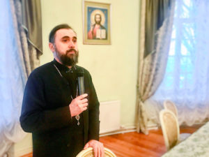 """На базе семинарии прошла работа секции """"Место православной миссии в современном мире"""""""