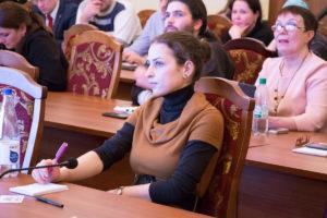 Преподаватель семинарии приняла участие в XXVI Международных Рождественских образовательных чтениях