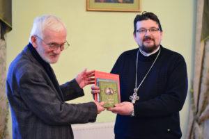 Члены Библейской богословской комиссии БПЦ посетили Витебскую духовную семинарию