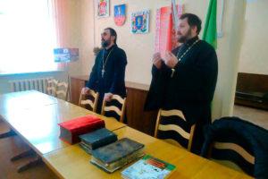 Преподаватели семинарии рассказали о Библии учащимся профессионально-технического колледжа