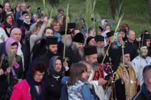 Ректор Витебской духовной семинарии совершил паломничество на Святую землю