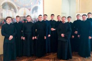 Хор студентов Витебской духовной семинарии стал лауреатом X Всероссийского конкурса-фестиваля хоров