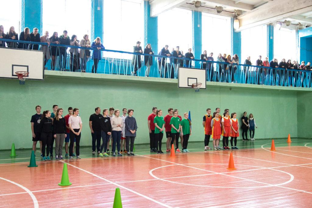 Студенты семинарии приняли участие в I Пасхальных открытых городских межвузовских спортивных играх